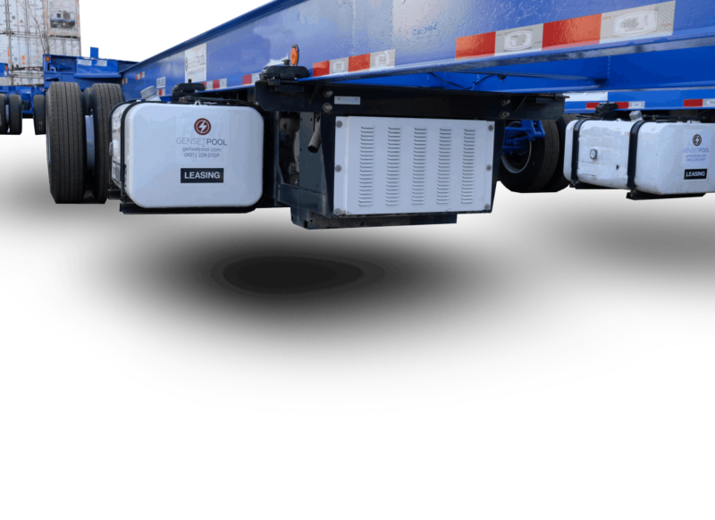 Genset y Chassis